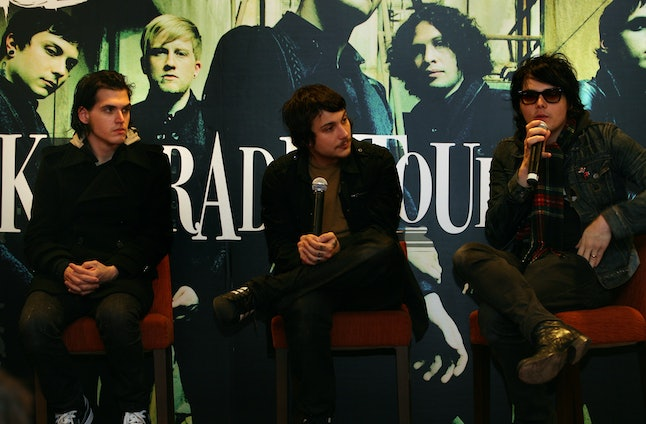 My Chemical Romance's reunion tour will stop at major cities in the U.S. & Canada.