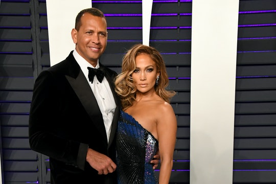Jennifer Lopez and fiancé Alex Rodriguez aren't revealing too much when it comes to their wedding plans.
