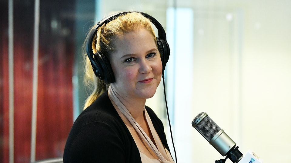 During a recent interview, Amy Schumer shared why she stopped breastfeeding.