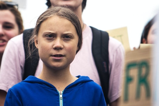 Greta Thunberg celebrated her 17th birthday on Friday.