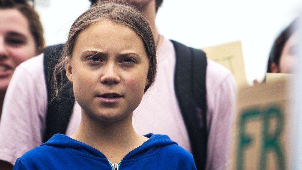 Greta Thunberg celebrated her 17th birthday on Friday.