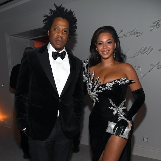 """Beyoncé''s twins, Sir and Rumi, had a """"Baby Shark"""" themed birthday party."""