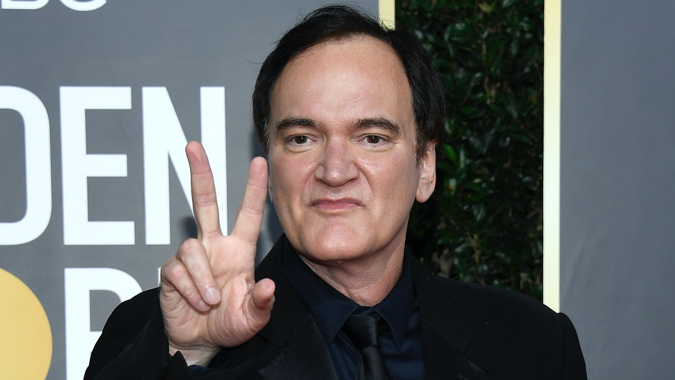 Quentin Tarantino's 2020 Golden Globes speech drew mixed reviews.