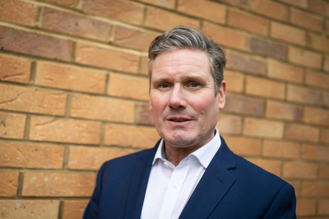 Sir Keir Starmer is campaigning to be the next leader of the Labour party