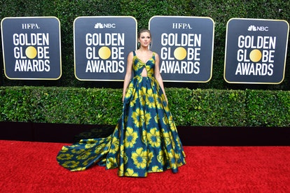 Taylor Swift looked absolutely gorgeous at the 2020 Golden Globes.