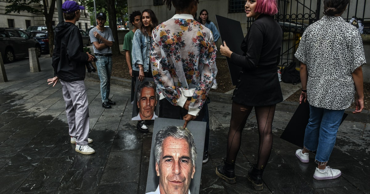 New images of Epstein autopsy surface in '60 Minutes' report