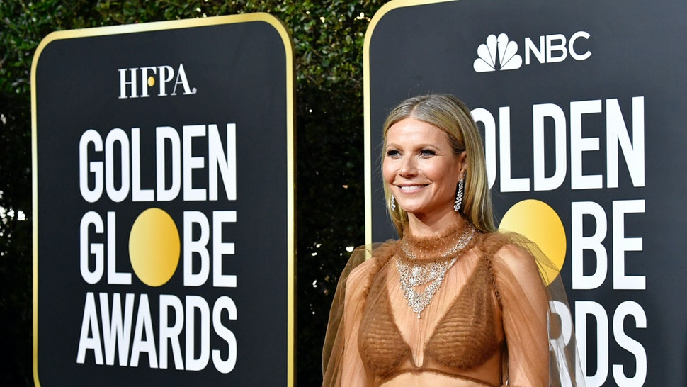 All the sheer dresses from the 2020 Golden Globes prove the trend is here to stay.