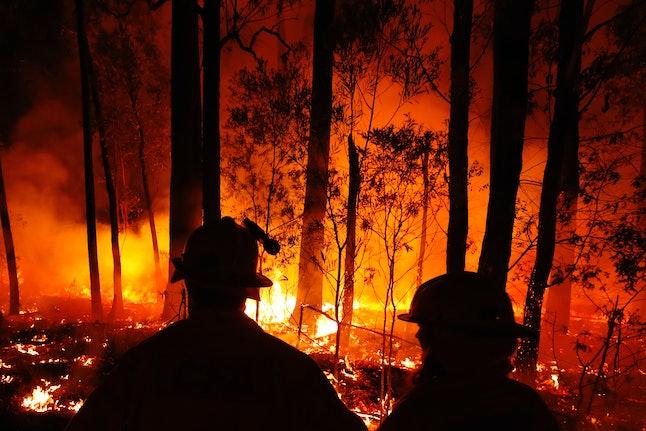 Fires worsen on Kangaroo Island.