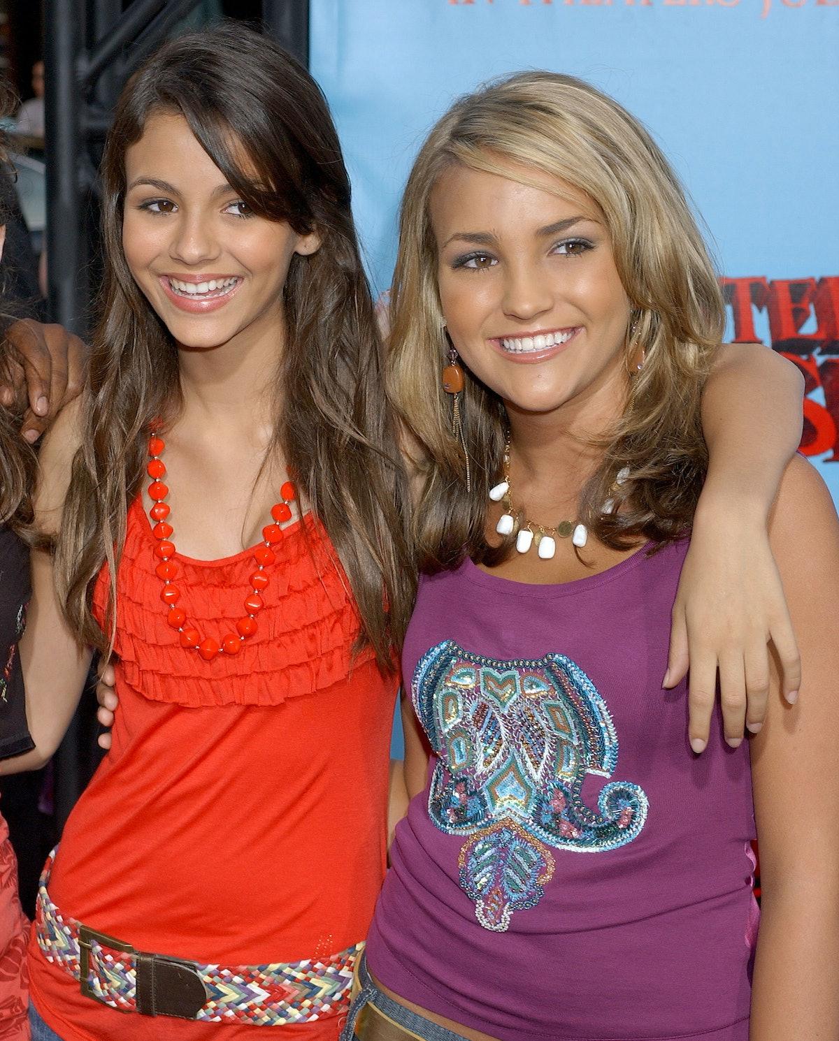 Are Victoria Justice & Jamie Lynn Spears Still Friends?