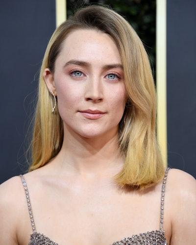 Virtue's new Healing Oil on Saoirse Ronan