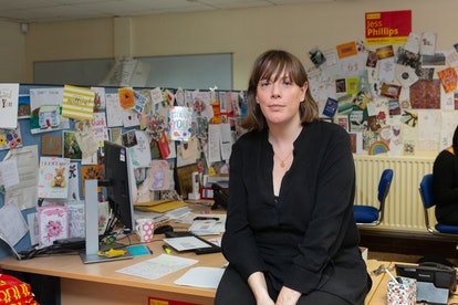 Birmingham Yardley MP Jess Phillips is running to become the next Labour leader