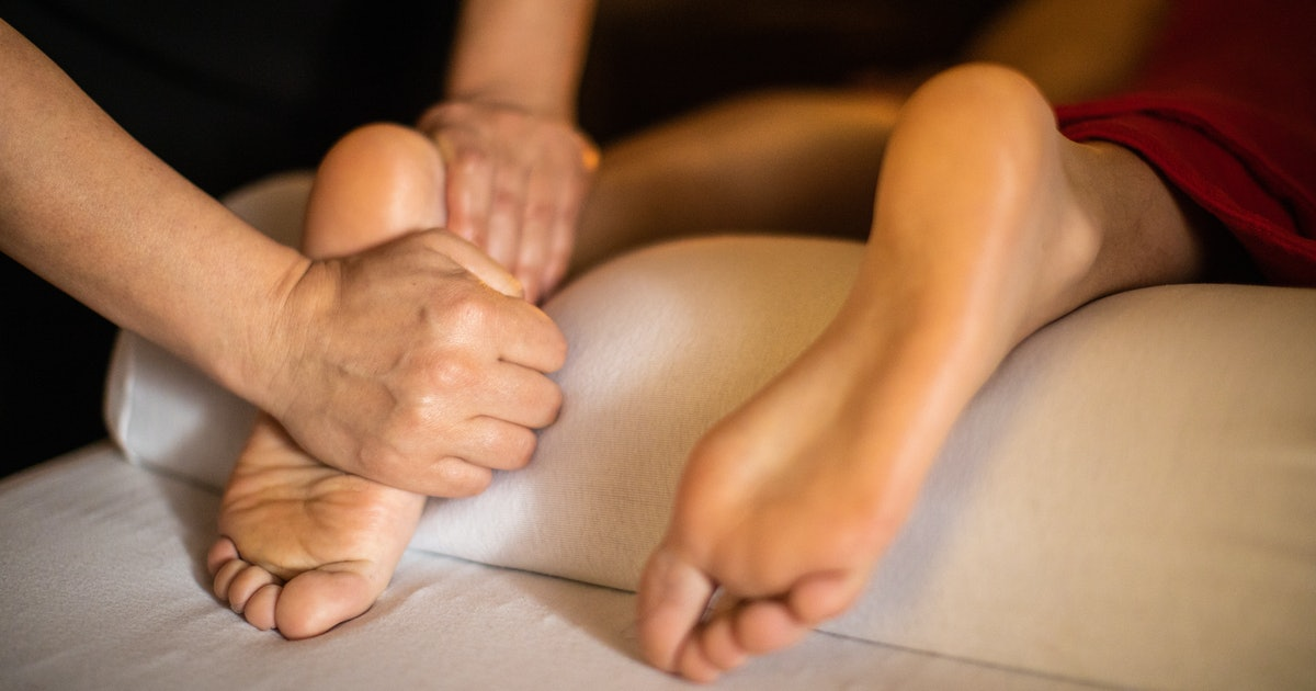 How A Reflexology Foot Massage Changed My Life After Just One Hour