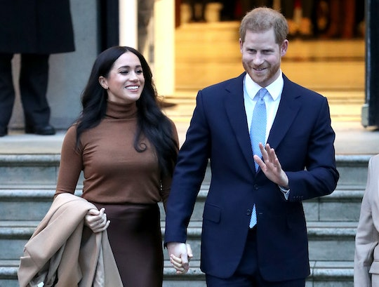 Meghan Markle and Prince Harry are stepping back from their senior royal roles.