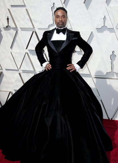 Billy Porter's 2019 Oscars tuxedo gown gave him power he didn't know he had.