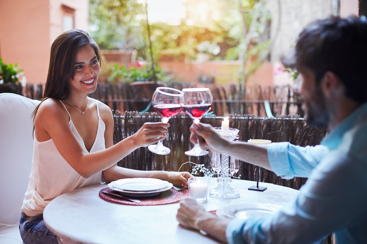 ESFJ is one of the Myers-Briggs personality types who spoil their dates