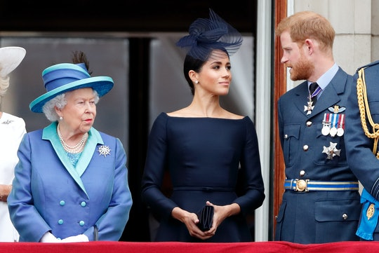 In deciding to step back from their current roles as senior members of the Royal Family, Meghan Mark...