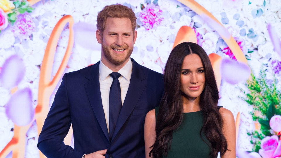 After Prince Harry and Meghan Markle's split from senior duties for the royal family was announced, Madame Tussaud's wax museum in London has decided to separate the wax figures from the royal family.