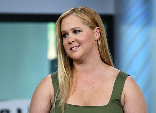 Amy Schumer shared that she's one week into IVF
