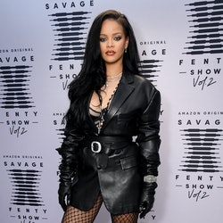 Rihanna Savage X Fenty Fashion Show 2020