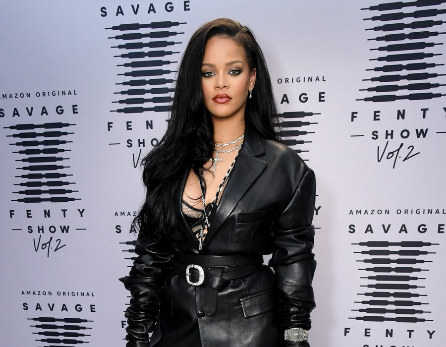 Rihanna Savage X Fenty Fashion Show 2020