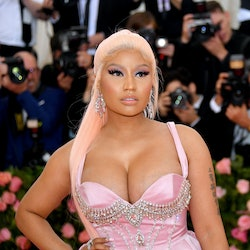 Nicki Minaj Welcomes First Child With Kenneth Petty — REPORT