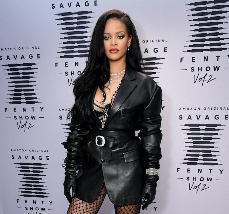 Rihanna Is Still Working On New Music Despite COVID-19