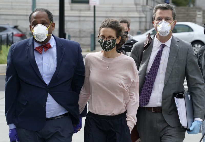 Clare Bronfman was sentenced to 81 months in prison as a result of her involvement with NXIVM.