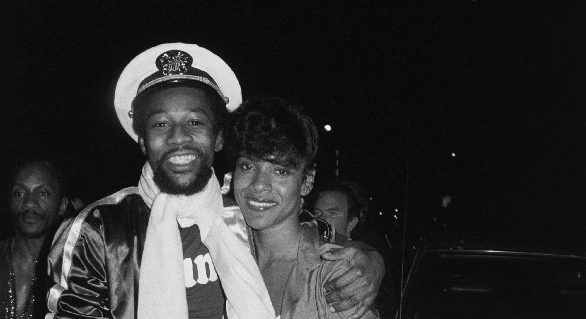 Phylicia Rashad and former husband, The Village People singer Victor Willis