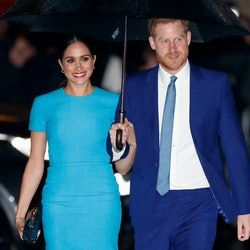 Meghan Markle and Prince Harry won a lawsuit against paparazzi for using drones to take pictures of Archie.