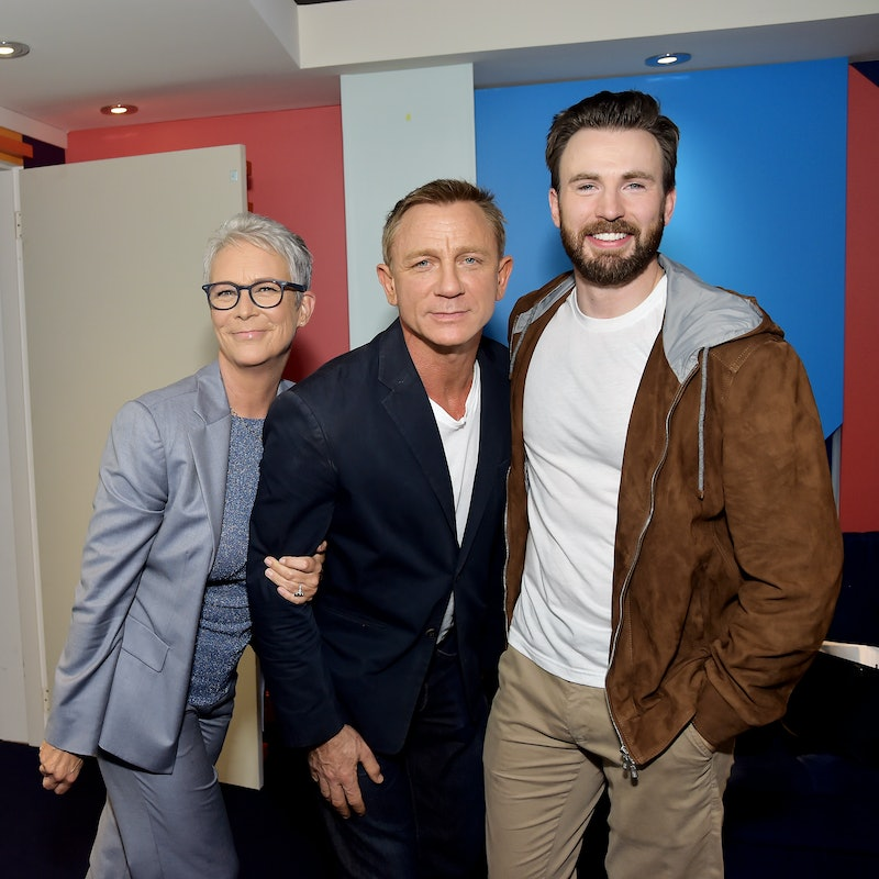 Jamie Lee Curtis Chris Evans
