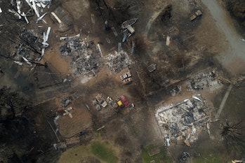 Recent fires in California have been devastating.