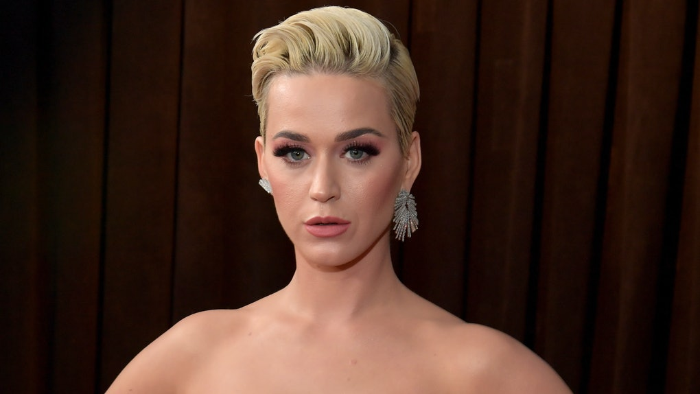 Katy Perry hits the red carpet.