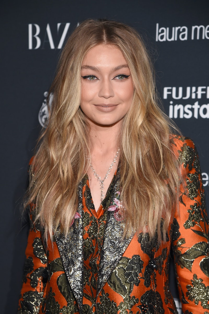 Gigi Hadid's hairstylist uses T3's curling iron which is on sale for Prime Day.