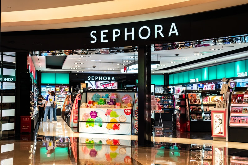 Sephora's Holiday Savings Event gives customers up to 20% off.