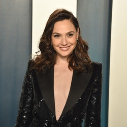 """Gal Gadot responded to the backlash her """"Imagine"""" video got at the beginning of quarantine."""
