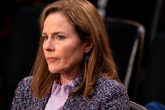 Amy Coney Barrett, President Donald Trump's Supreme Court nominee, previously served on the board of trustees for a group of private schools that reportedly barred children of unmarried couples from attending.