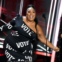 Lizzo Used Her BBMAs Speech To Encourage Voters To Use Their Power