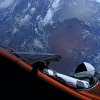 Where is Starman? Elon Musk's Tesla Roadster makes its way past Mars
