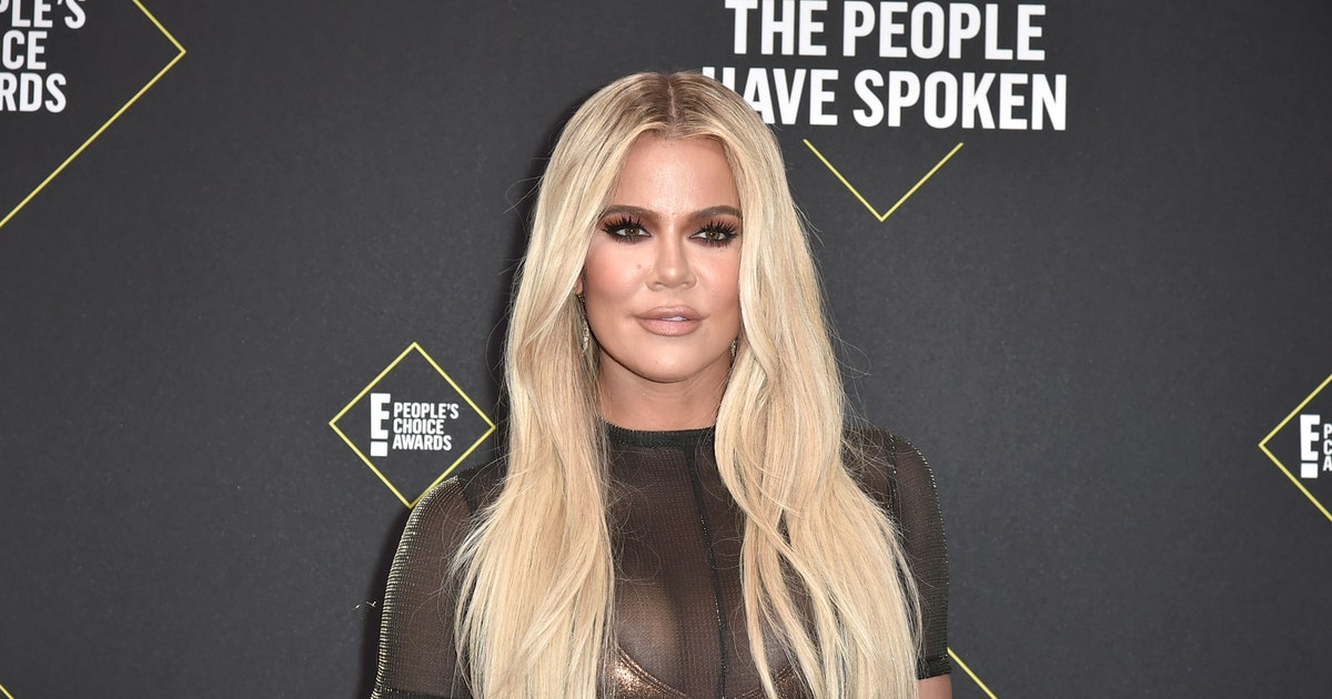 Why Khloé Kardashian Doesn't Let The Mean Comments About Her Body Faze Her