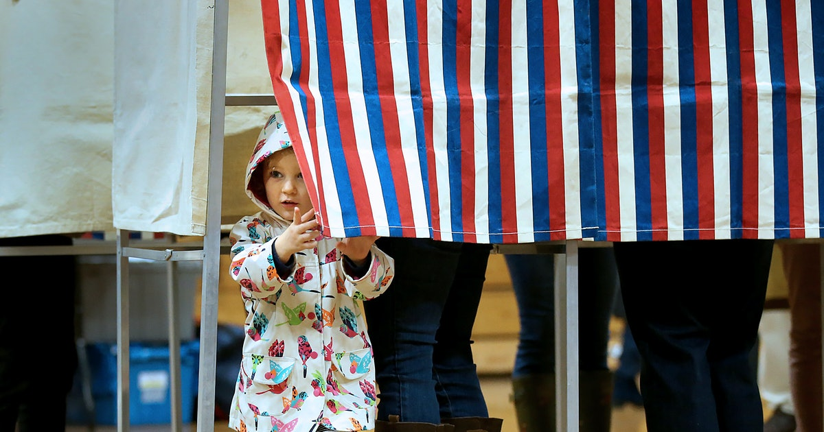 Free Election Day Child Care Is Available In 11 States So ...