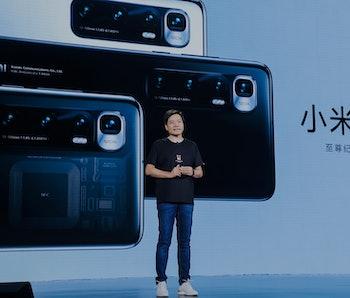 Xiaomi keynote.