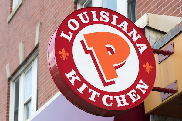 Popeyes' Cajun Style Turkey is back for 2020.