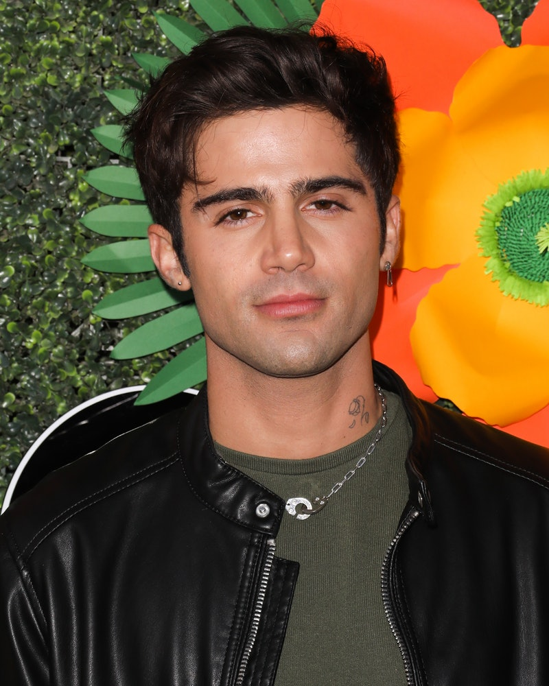 """Max Ehrich says ex Demi Lovato """"used"""" him and their relationship for publicity."""