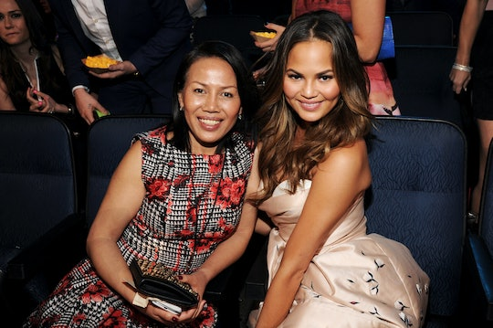 Chrissy Teigen's mom wrote an emotional post for the loss of her grandson.