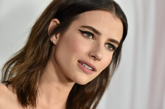 Emma Roberts shared the story with Jimmy Kimmel about why she blocked her mom on Instagram.