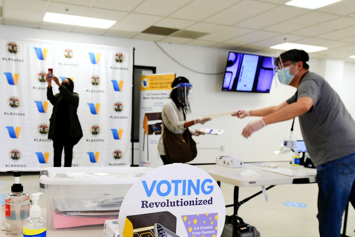 Here's what to know about missing work to vote on Election Day.