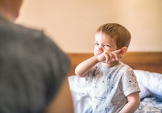 Toddler aggression is pretty common, experts say.