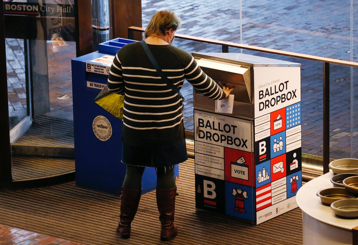 Want to know if your absentee ballot was received? Here's how you can track it.