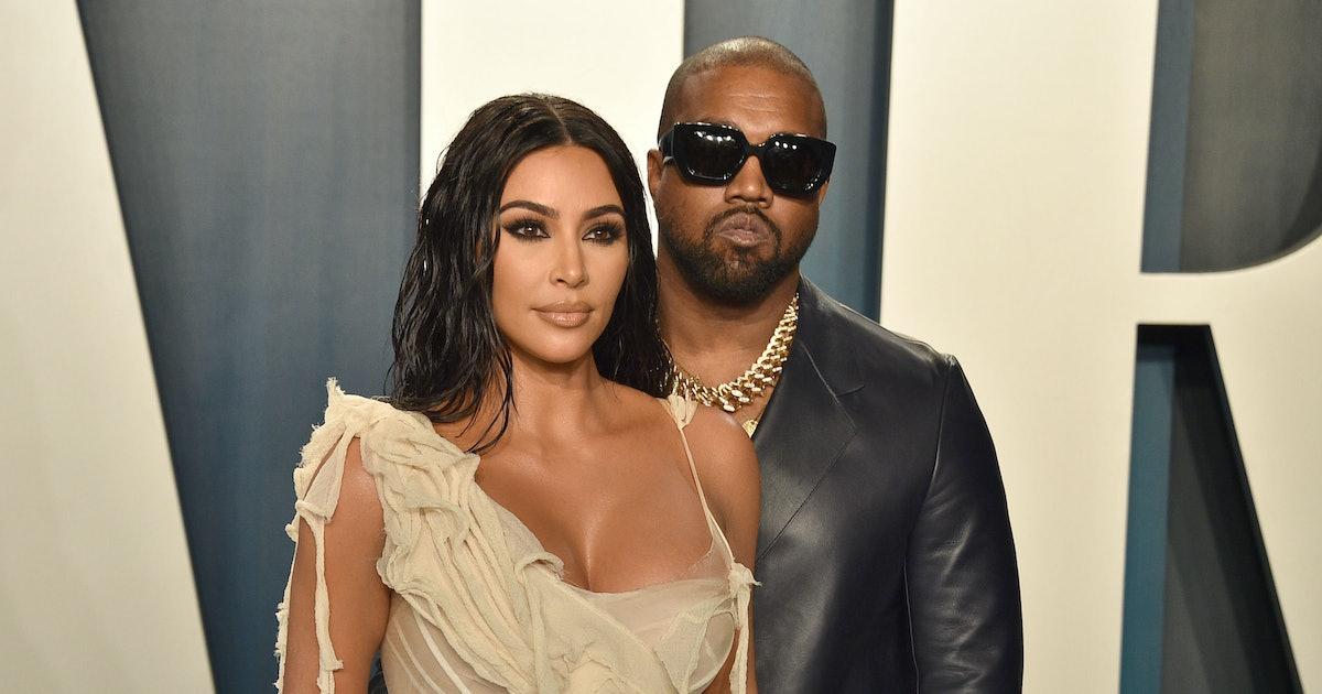 Kanye's Birthday Tweet For Kim Is A Fun Throwback