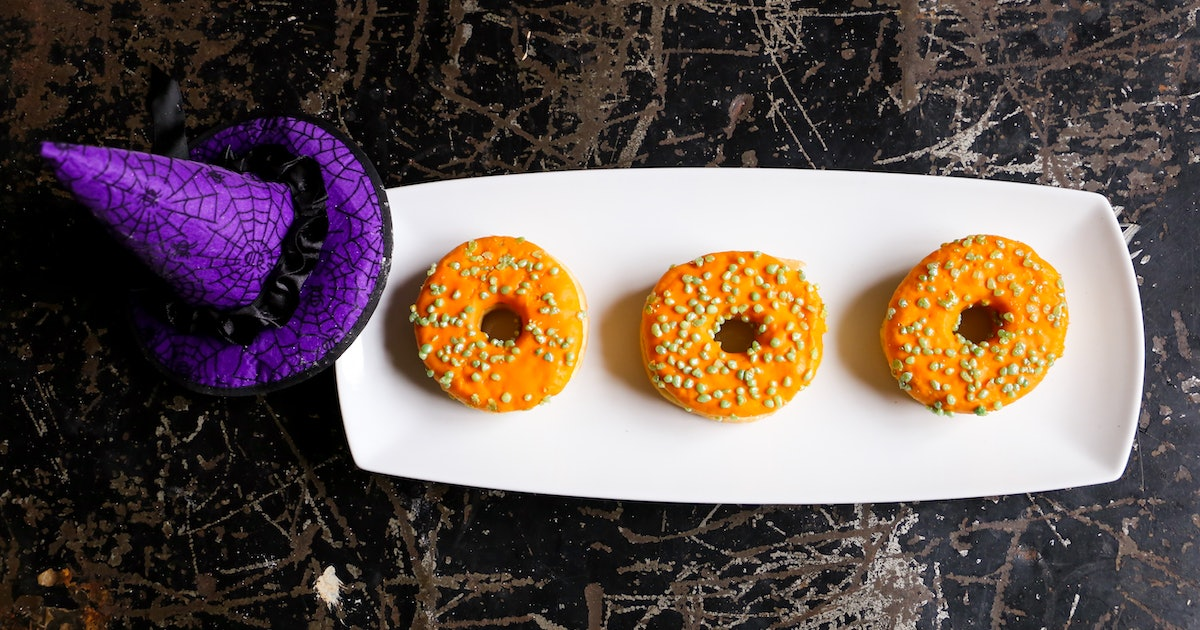 45 Insta Captions For Halloween Doughnuts You'll Enjoy With Ghoulish Delight